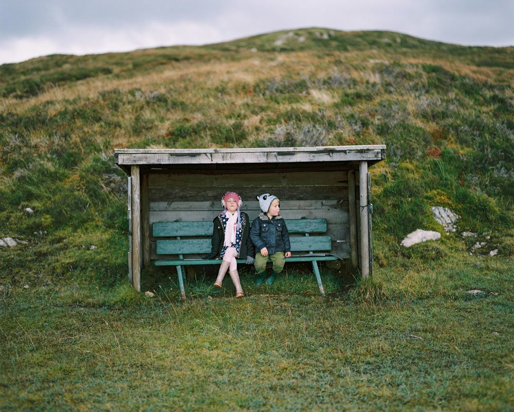Phil Kneen: A photographer fascinated by fellow humans