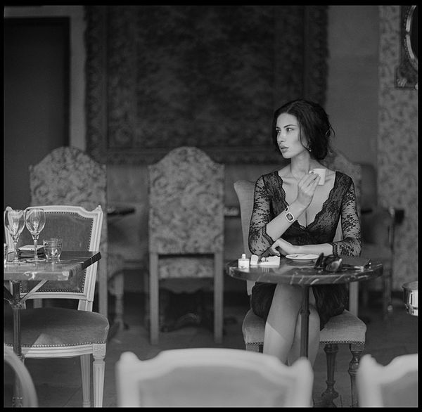 Need and desire by Radoslaw Pujan